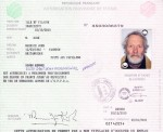 Asylum Certificate