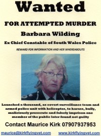 11 06 10 Barbara Wilding WANTED