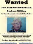 11 06 10 Barbara Wilding WANTED