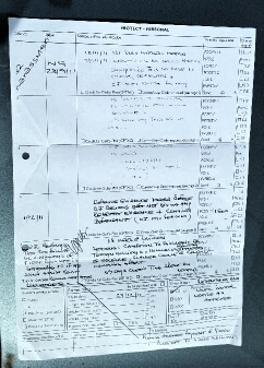 11 12 01 Cardiff Doctored Court Log
