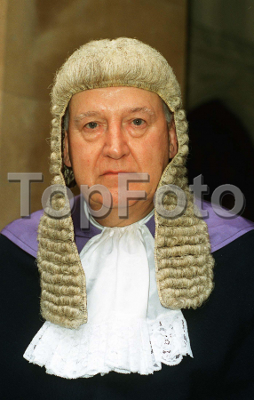 Judge Lewellyn Jones who sectioned me to Caswell Clinic