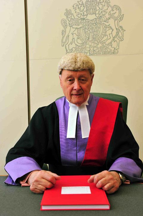 judge morris