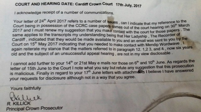 17 06 19 CPS Disclosure Refusal