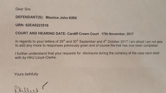 17 10 04 CPS refused disclosure