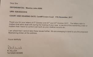 17 10 23 CPS refused disclosure
