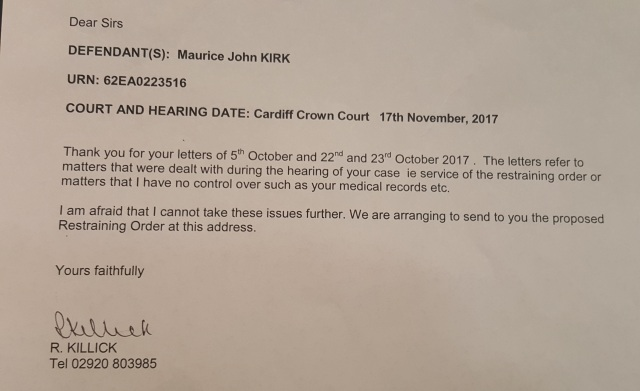 17 10 23 CPS refused disclosure